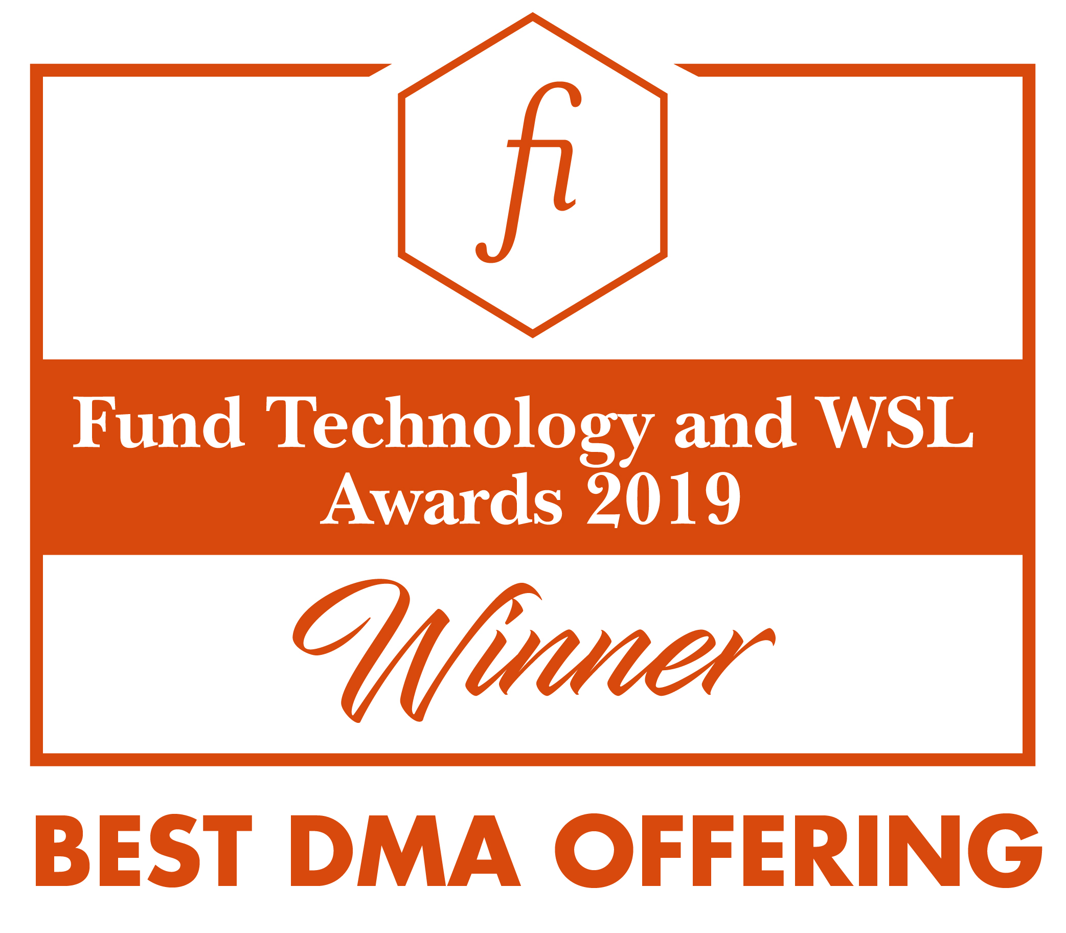 DMA Platform 2019 Fund Technology Winners