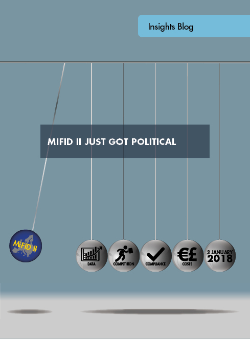 MiFID II Just Got Political