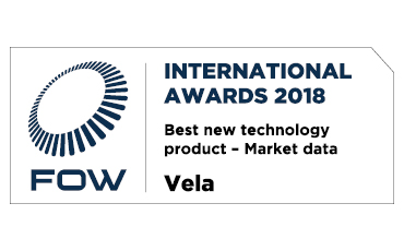 Best new technology product - market data