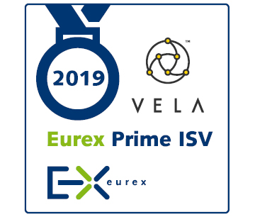 Vela among the first Eurex Prime ISV members on board