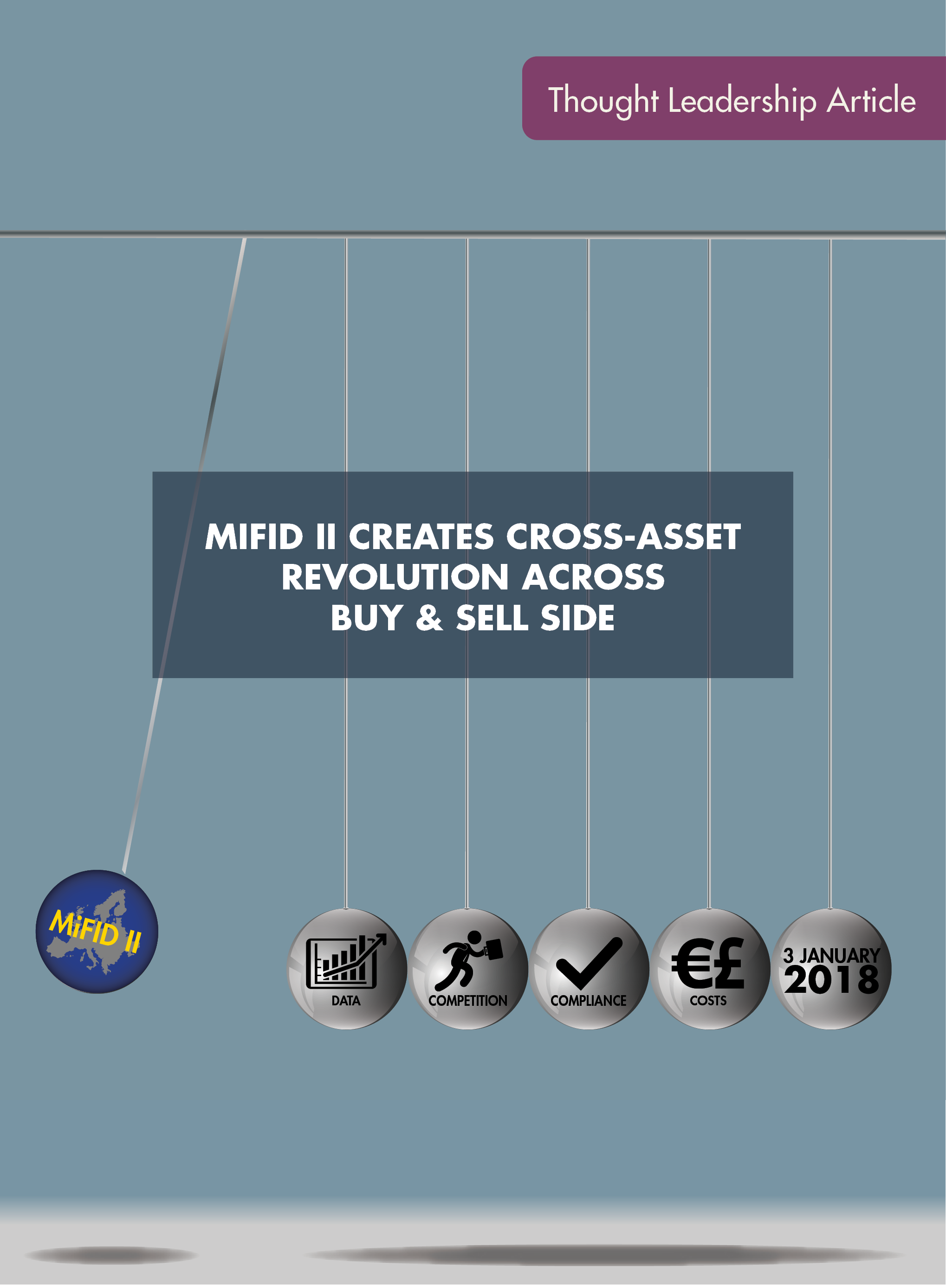 MiFID II Creates Cross-Asset Revolution Across Buy & Sell Side