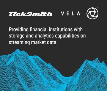 TickSmith announces its partnership with Vela