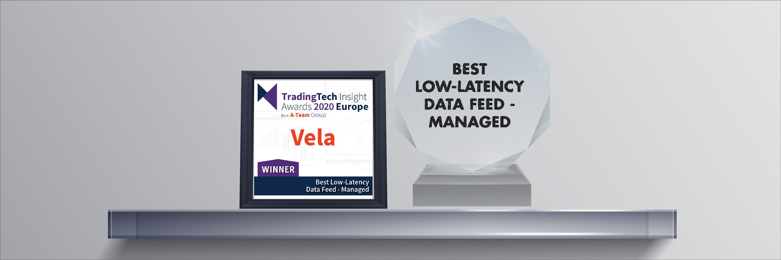 best low latency data feed managed