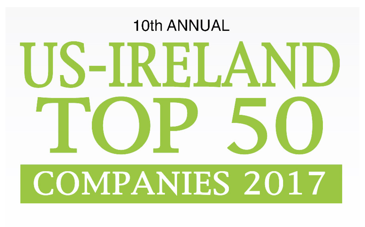 US-Ireland Top 50 Companies