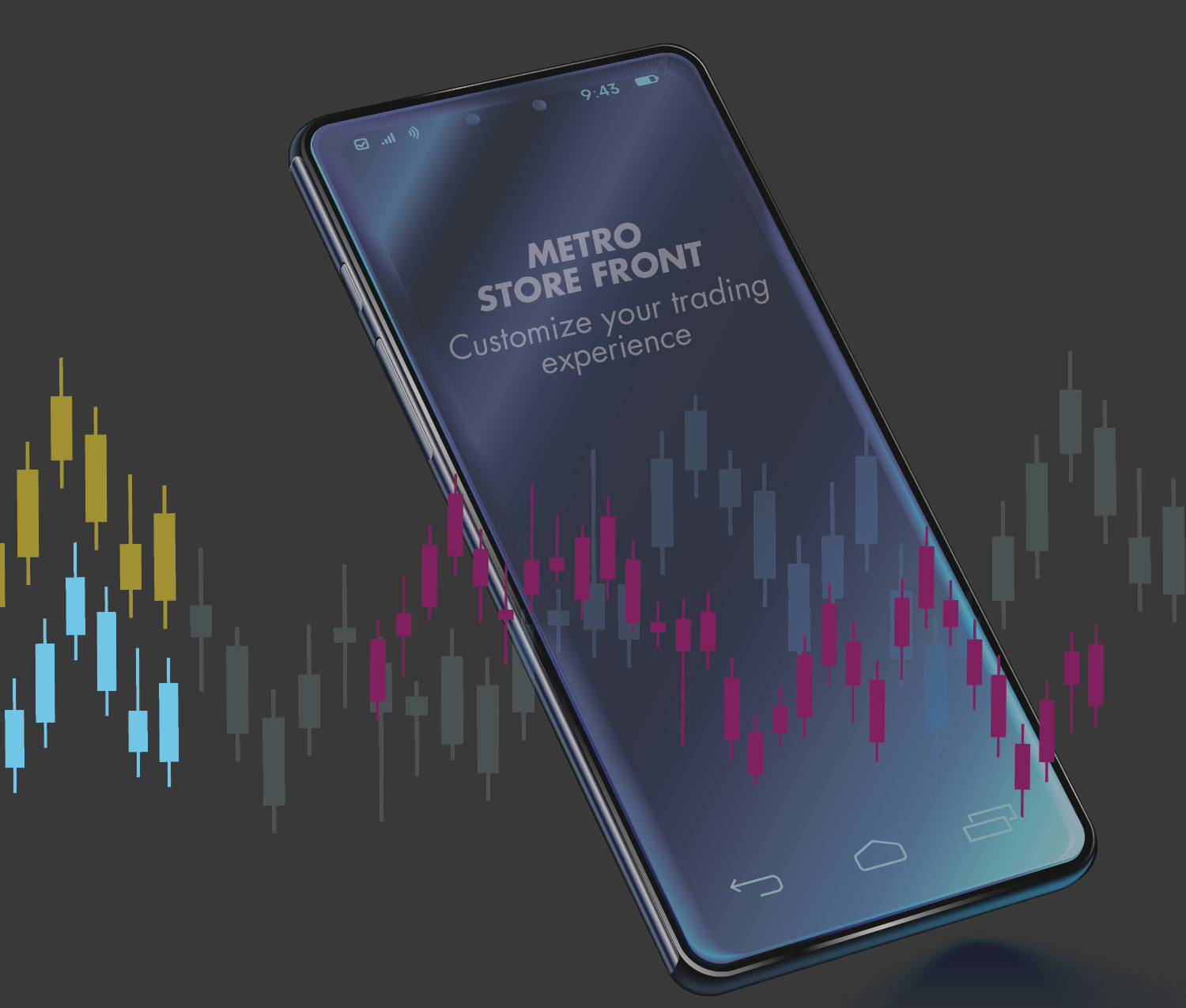 New Volatility Levels app now available via Metro Store Front