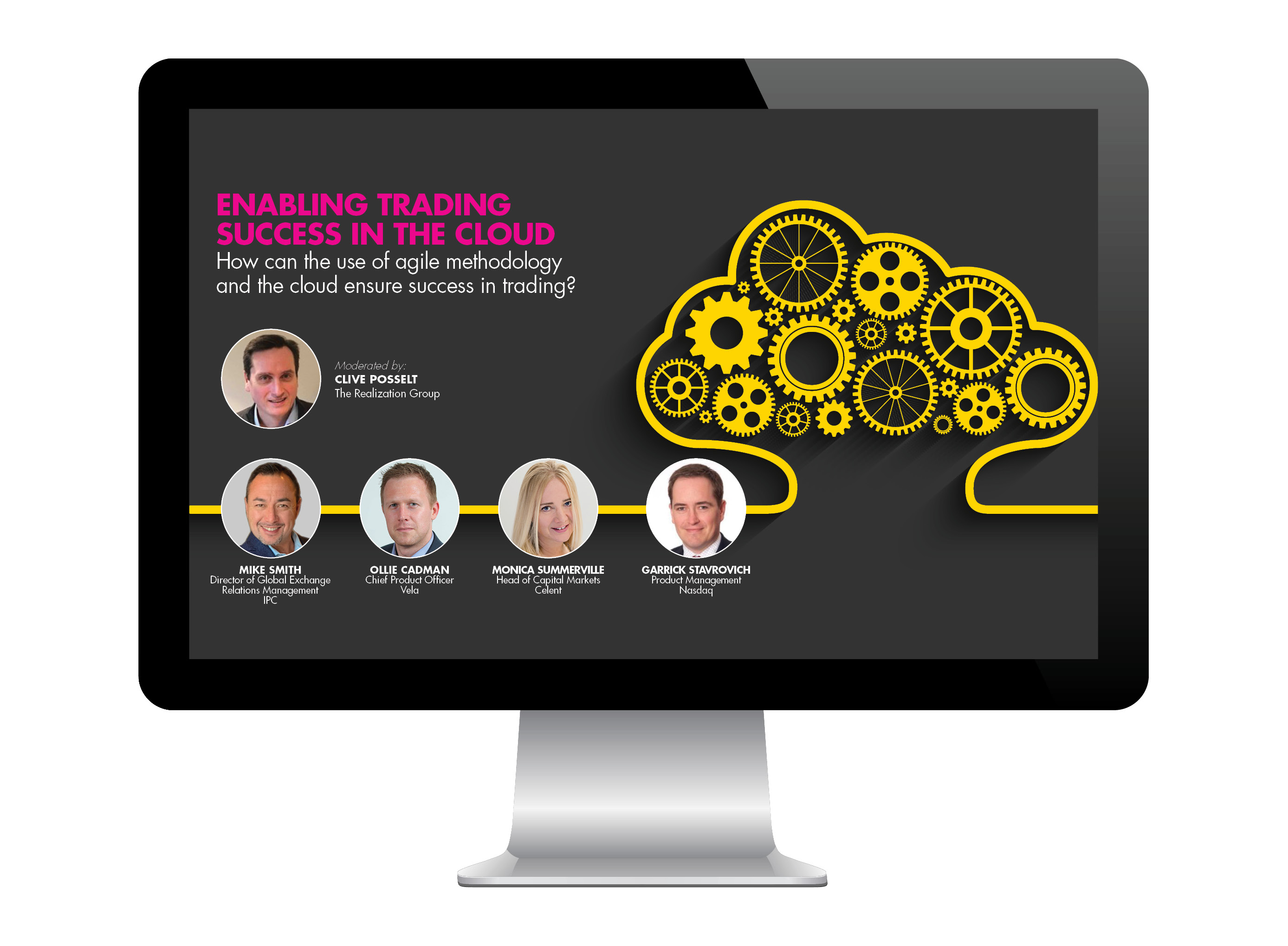 Webinar: Enabling trading success in the cloud