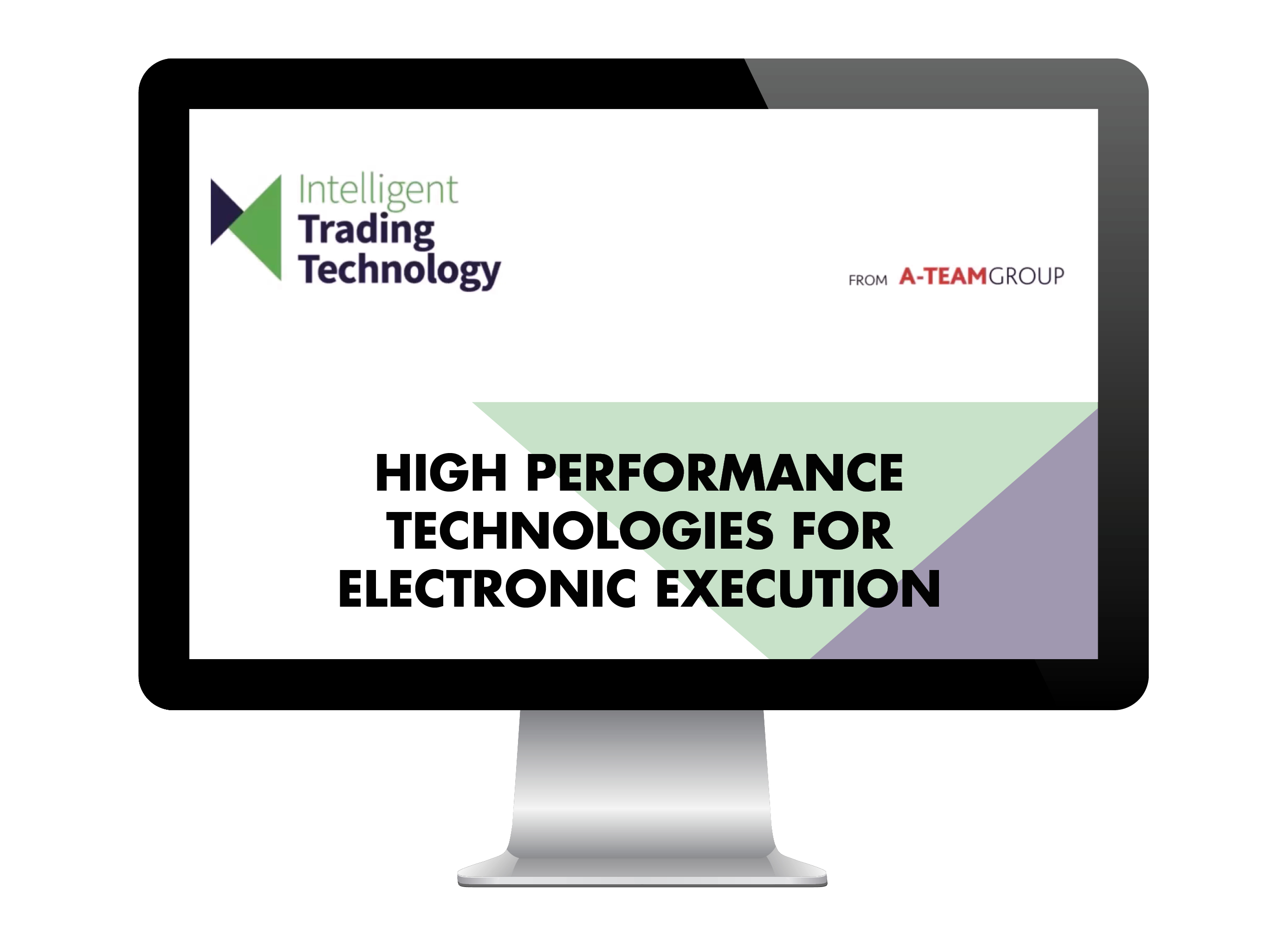 High Performance Technologies for Electronic Execution Webinar
