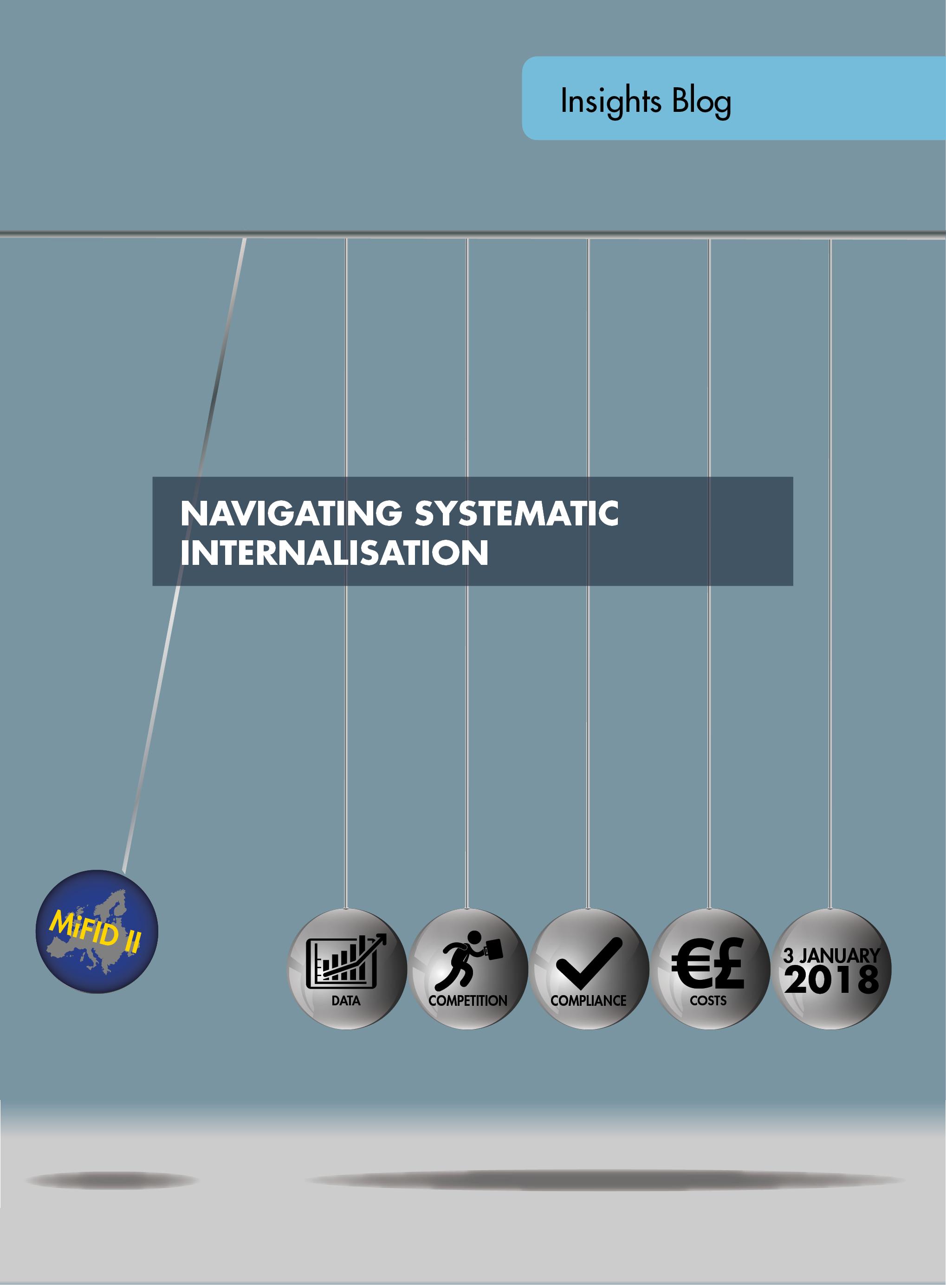 Navigating Systematic Internalisation