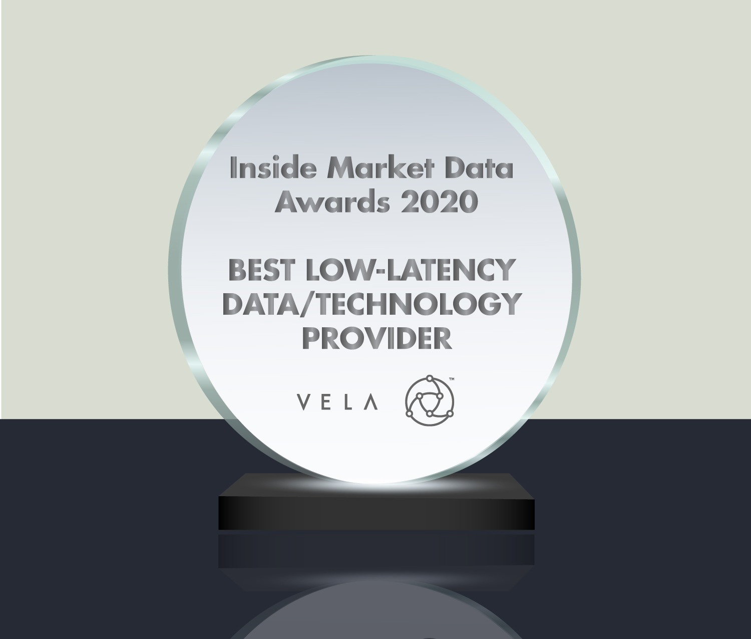 Vela named Best Low-Latency Data/Technology Provider
