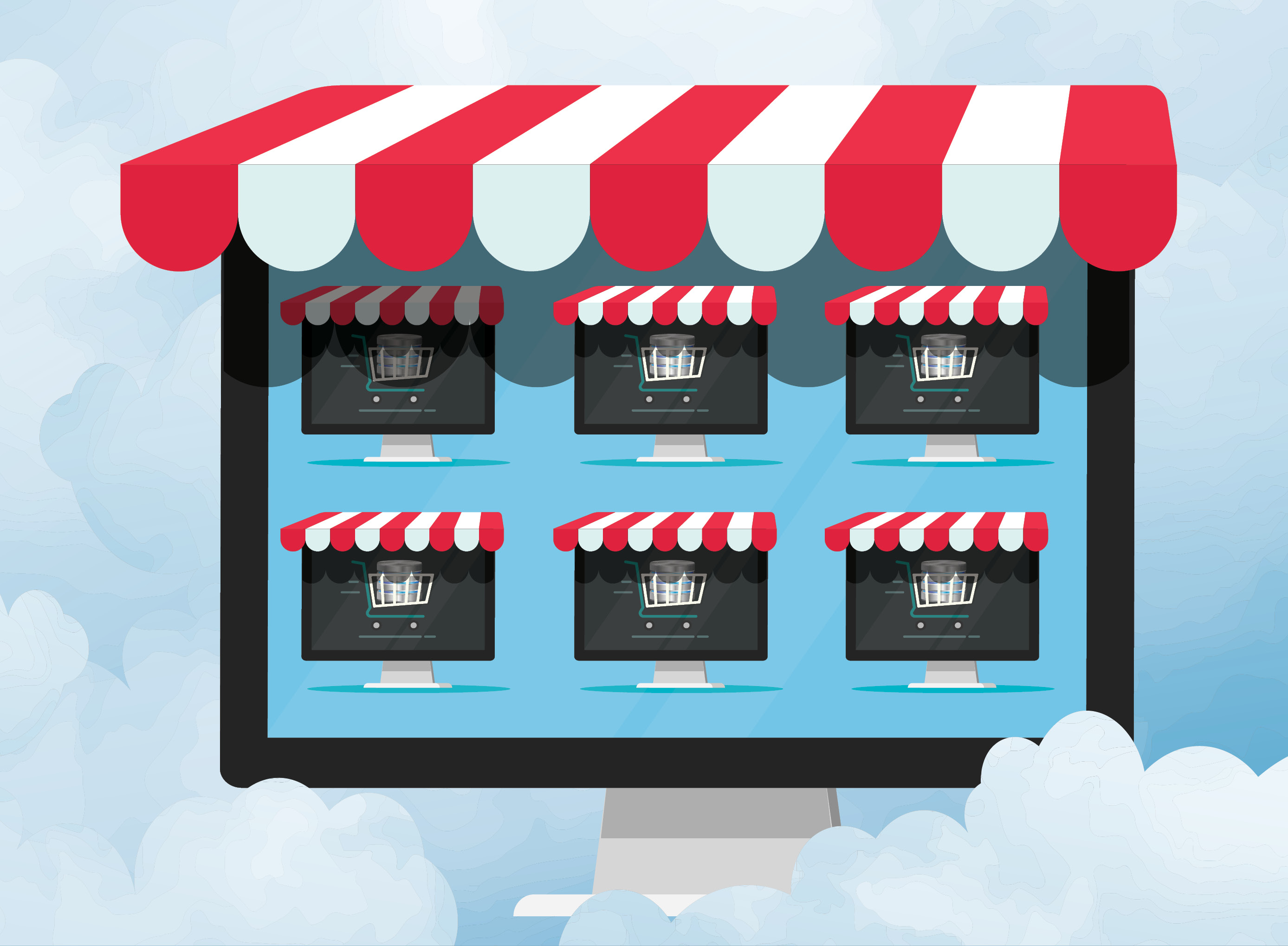 Marketplaces in the cloud: It's about much more than data